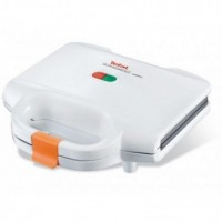 Sandwichera Tefal Ultracompact White SM155012